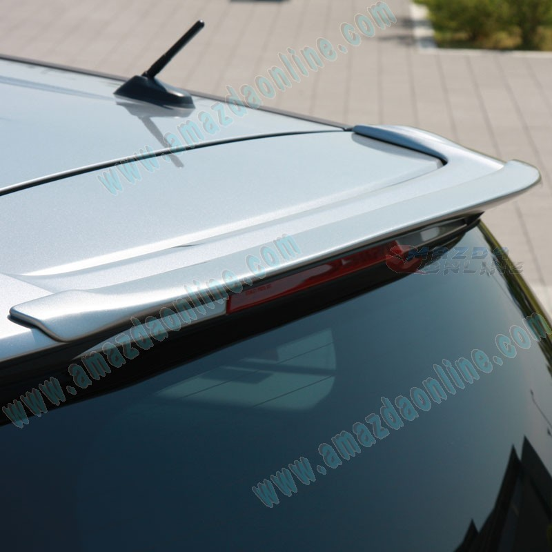 AutoExe Rear Roof Spoiler Lip For 2010+ Mazda5 [CW] ...