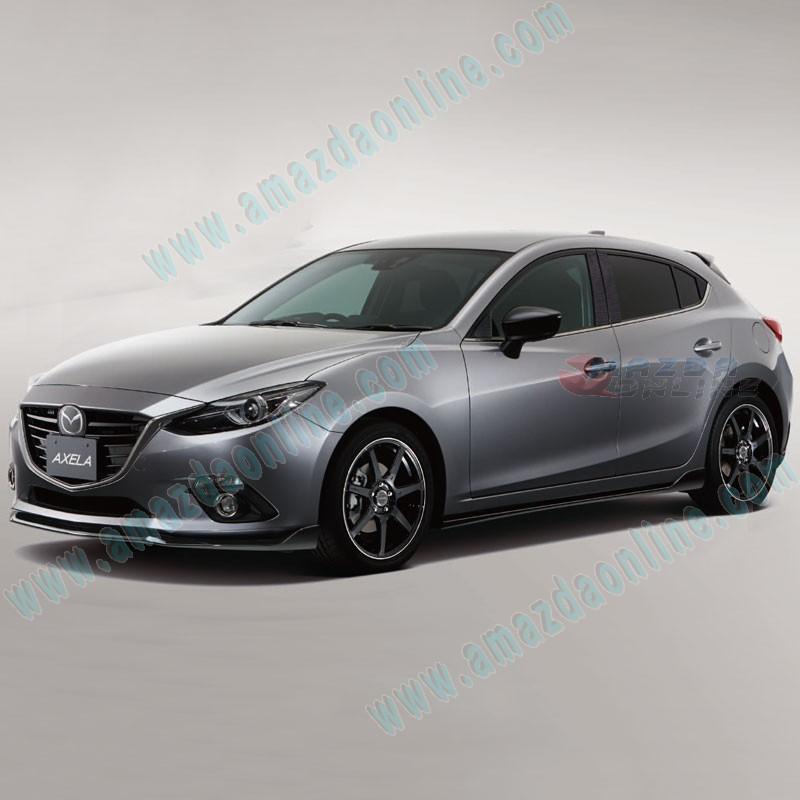 Mazda 3 Mazdaspeed For Sale: 13-16 Mazda3 [BM] MazdaSpeed Front Bumper