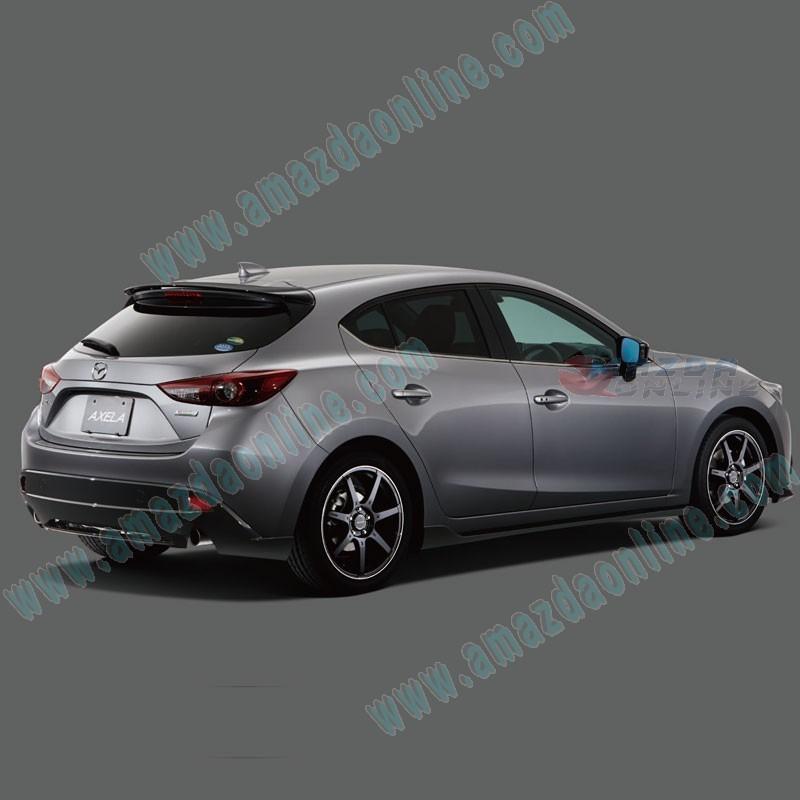 Mazda 3 Mazdaspeed For Sale: 2013+ Mazda3 [BM] 5-Door MazdaSpeed Rear