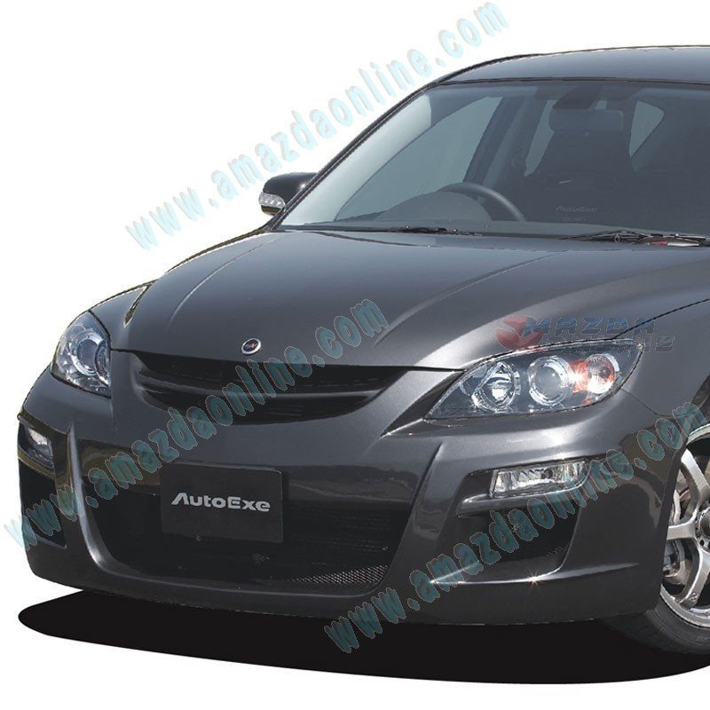 amazda online 07 09 mazdaspeed 3 mps bk3p autoexe. Black Bedroom Furniture Sets. Home Design Ideas